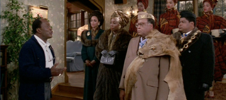 Late to Zamunda! A review of Coming to America