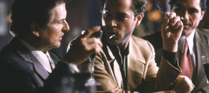 Late to the F word? A lazy review of Goodfellas