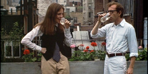 Late to the Kafkaesque lovemaking! A review of Annie Hall