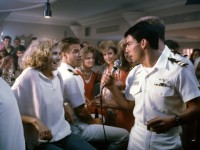 Late to flying school! A review of the movie Top Gun.