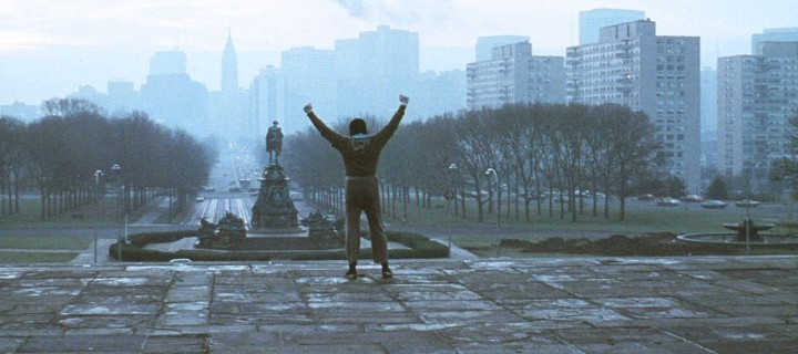 Late to the Oscars! A review of Rocky