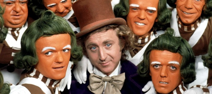 Late to turning violet! A review of Willy Wonka and the Chocolate Factory