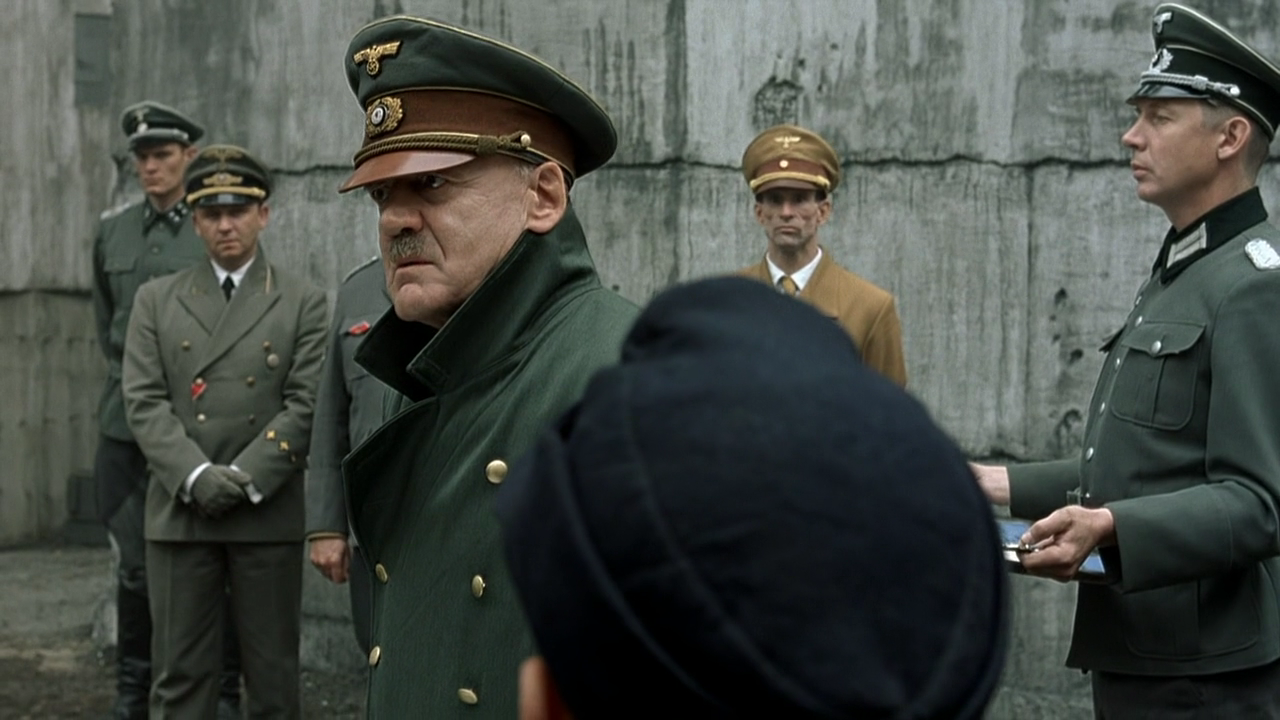 late to der untergang a review of hitlers downfalllate