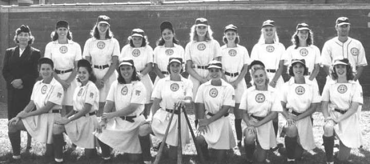 Late to not crying! A review of A League of Their Own