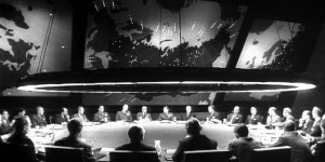 Late to Dr Strangelove Or: How I Learned To Stop Worrying And Watch This Movie